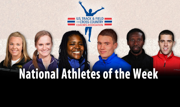 O'Hare's Mile Headlines National Athlete of the Week Awards
