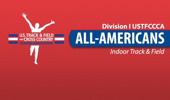 Division I Indoor USTFCCCA All-America Awards Announced