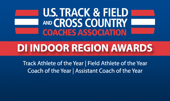 Division I Indoor Track & Field Region Award Winners Announced