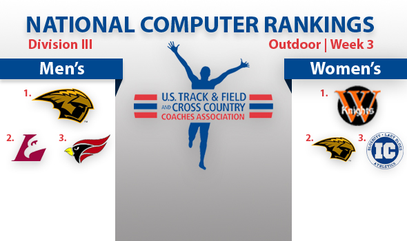 UW-Oshkosh Men Claim Top Spot in Newest DIII Rankings