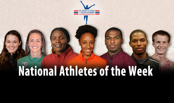 National Athlete of the Week Awards Announced