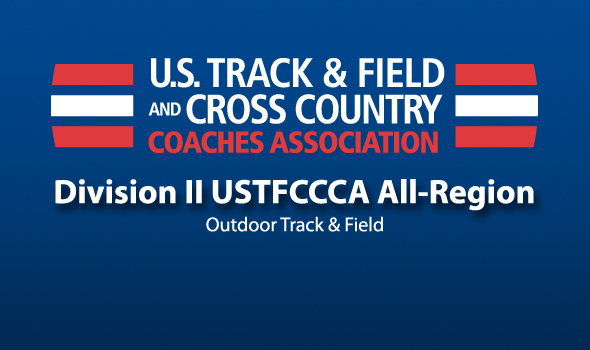 All-Region Awards for 2013 Division II Outdoor Track & Field Announced