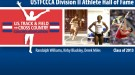 Blackley, Miles &#038; Williams Named to Division II Athlete Hall of Fame