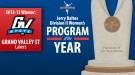 GVSU Women Win Jerry Baltes DII Program of the Year Award