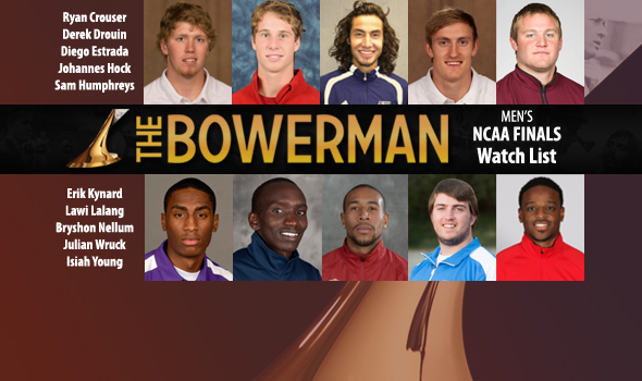Humphreys Joins Final The Bowerman Men's Watch List