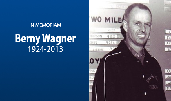 Wagner 2013 Berny Wagner 1924-2013