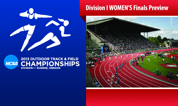 NCAA DI Outdoor Championships Women's Preview