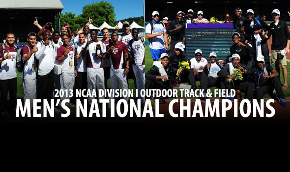 Florida, Texas A&M Split Men's NCAA DI Outdoor Team Title