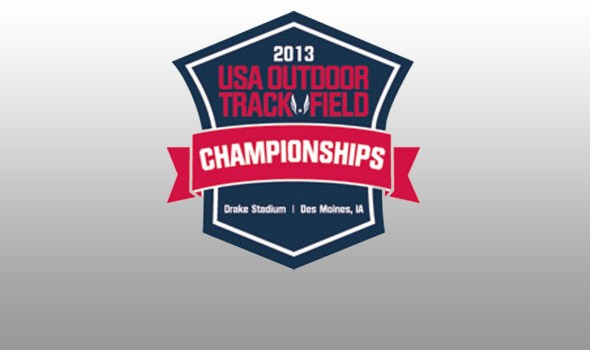 2013 Collegians at the USA Outdoor Championships