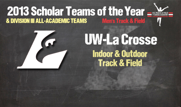 DIII Men's Champ UW-La Crosse Sweeps Scholar Teams of the Year Among All-Academic Teams