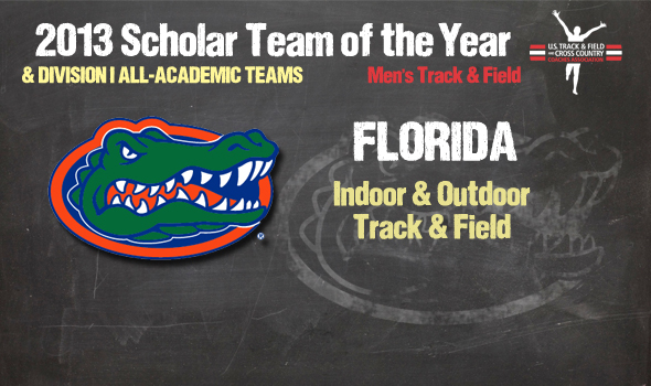 Florida Men Earn Scholar Team of the Year Honors Among All-Academic Teams
