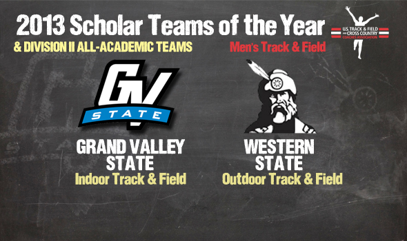 GVSU, Western State Named Men's Scholar Teams of the Year for Division II Among All-Academic Teams