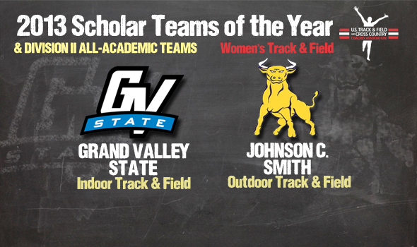 GVSU, Johnson C. Smith Named Women's Scholar Teams of the Year for Division II Among All-Academic Teams