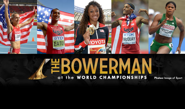 Making Noise in Moscow: The Bowerman at the World Championships