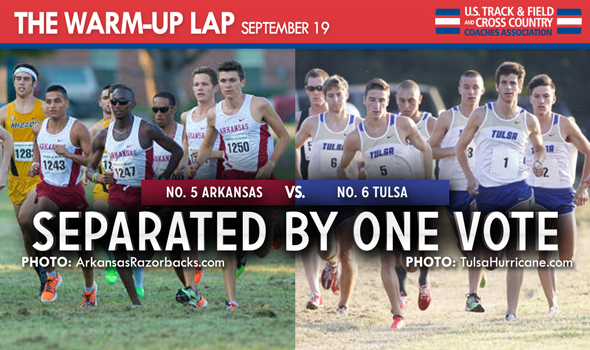 The Warm-Up Lap: Arkansas, Tulsa to Settle Tight Rankings Battle at MSSU