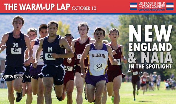 The Warm-Up Lap: New England Championships and NAIA Pre-Nationals in the Spotlight