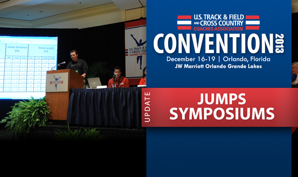2013 Convention Update: Jumps Symposiums