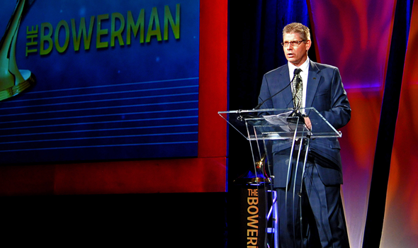 ESPN's John Anderson to Return as Host of The Bowerman