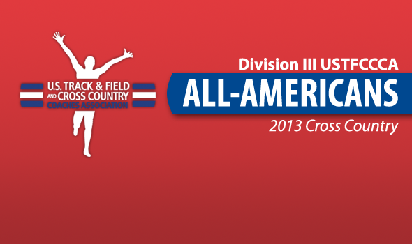 USTFCCCA Names Division III Cross Country All-Americans for 2013
