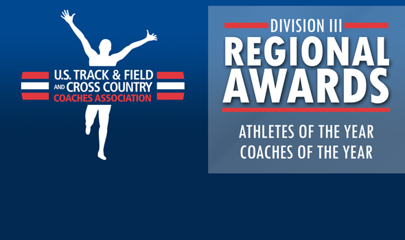 Region Award Winners for Division III Cross Country Revealed