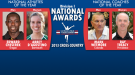 Cheserek, D'Agostino, Wetmore & Treacy Earn National Awards for Division I Cross Country