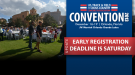 2013 Convention Update: Early Registration Rates Closing Saturday