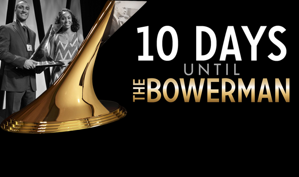 10 Days Left: World Record Holder Ashton Eaton Headlined 2010 The Bowerman