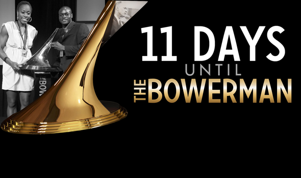 A Flashback to 2011 with Exactly 11 Days Left Before the 2013 The Bowerman Trophy Presentation