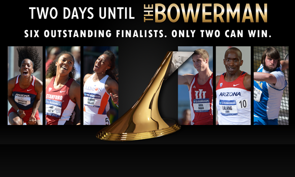 Two Days Until The Bowerman 2013: Six Great Finalists, but Only Two Will Win