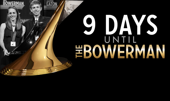 9 Days Remaining: Looking Back at the Inaugural 2009 The Bowerman Winners Rupp and Barringer