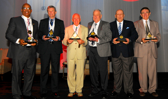 USTFCCCA Hall of Fame Class of 2013 Inducted at Annual Convention