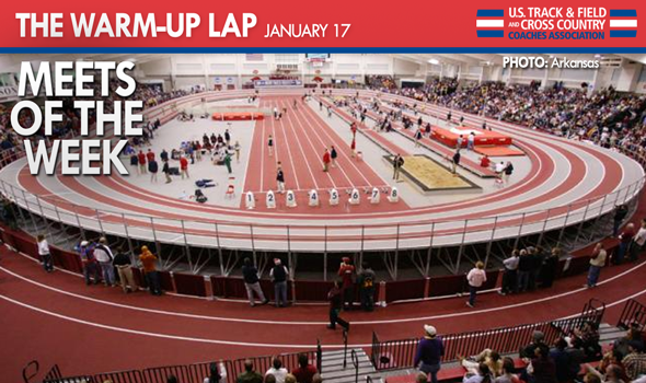 The Warm-Up Lap: First Meets of the Week for 2014