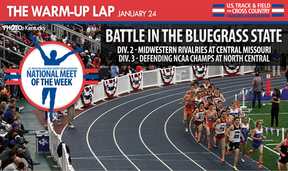 The Warm-Up Lap: Battle in the Bluegrass State & Meets of the Week