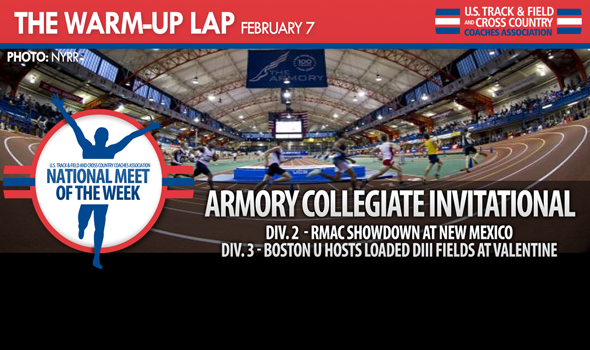 The Warm-Up Lap: Division I in an Empire State of Mind