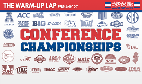 The Warm-Up Lap: Team Competition Takes Center Stage with Conference Championships