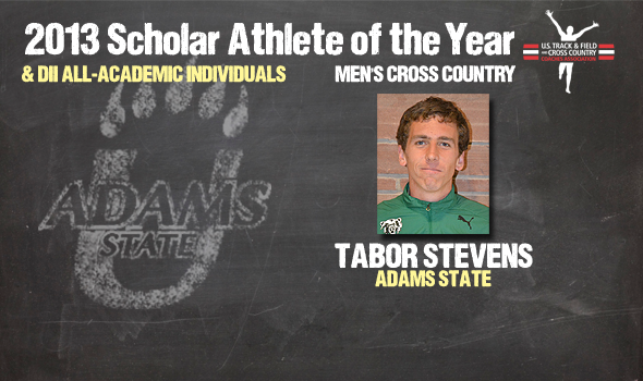 Division II Cross Country Men's Scholar Athlete of the Year and Individual All-Academic Awards Announced
