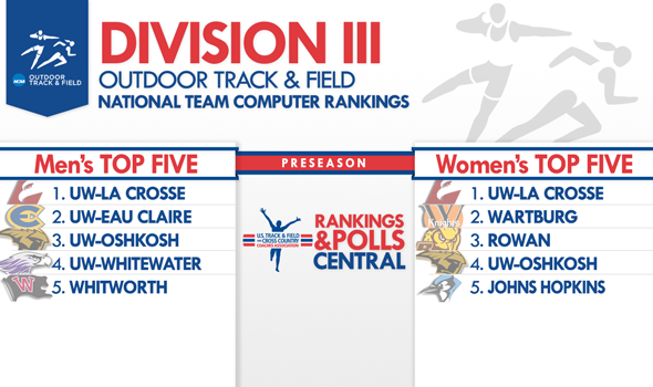 UW-La Crosse Men & Women Begin 2014 Division III Outdoor T&F Season at No. 1