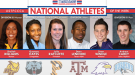 World Leaders, National Records & All-Time Performances Among National Athletes of the Week