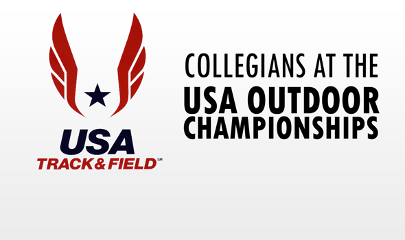 Hundreds of Collegians Set to Compete at USA Outdoor Championships Beginning Today