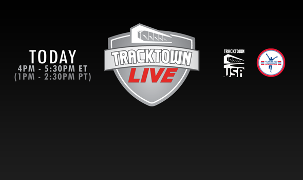 STREAMING TODAY: Day 2 of TrackTown LIVE from Historic Hayward Field