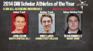 DIII Men's Track & Field Scholar Athletes of the Year & All-Academic Individuals Announced