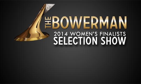 LIVE NOW: The Bowerman Women's Finalists Selection Show