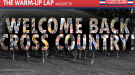 The Warm-Up Lap: Cross Country 2014 is Here – Info to Get You Started
