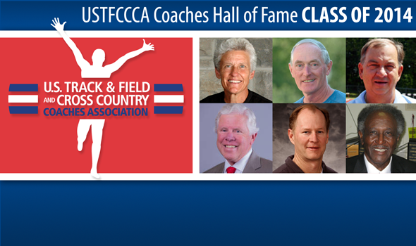 USTFCCCA Coaches Hall of Fame Class of 2014 Announced