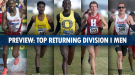 That's Why They Run the Race: DI Men's XC Top Returners