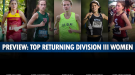 Oles' Olson Leads Historic Pack of DIII Women's Returners