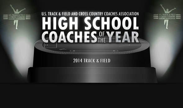 Inaugural State-by-State USTFCCCA High School Coach of the Year Winners Announced
