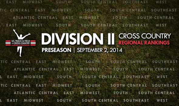 Preseason Division II Regional Team Rankings Announced