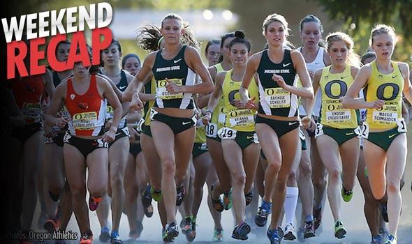 XC Weekend Recap: How'd the Top 10 in NCAA DI, DII and DIII Do?