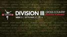 Midwest Region Shuffle Headlines Week Two Division III XC Regional Team Rankings